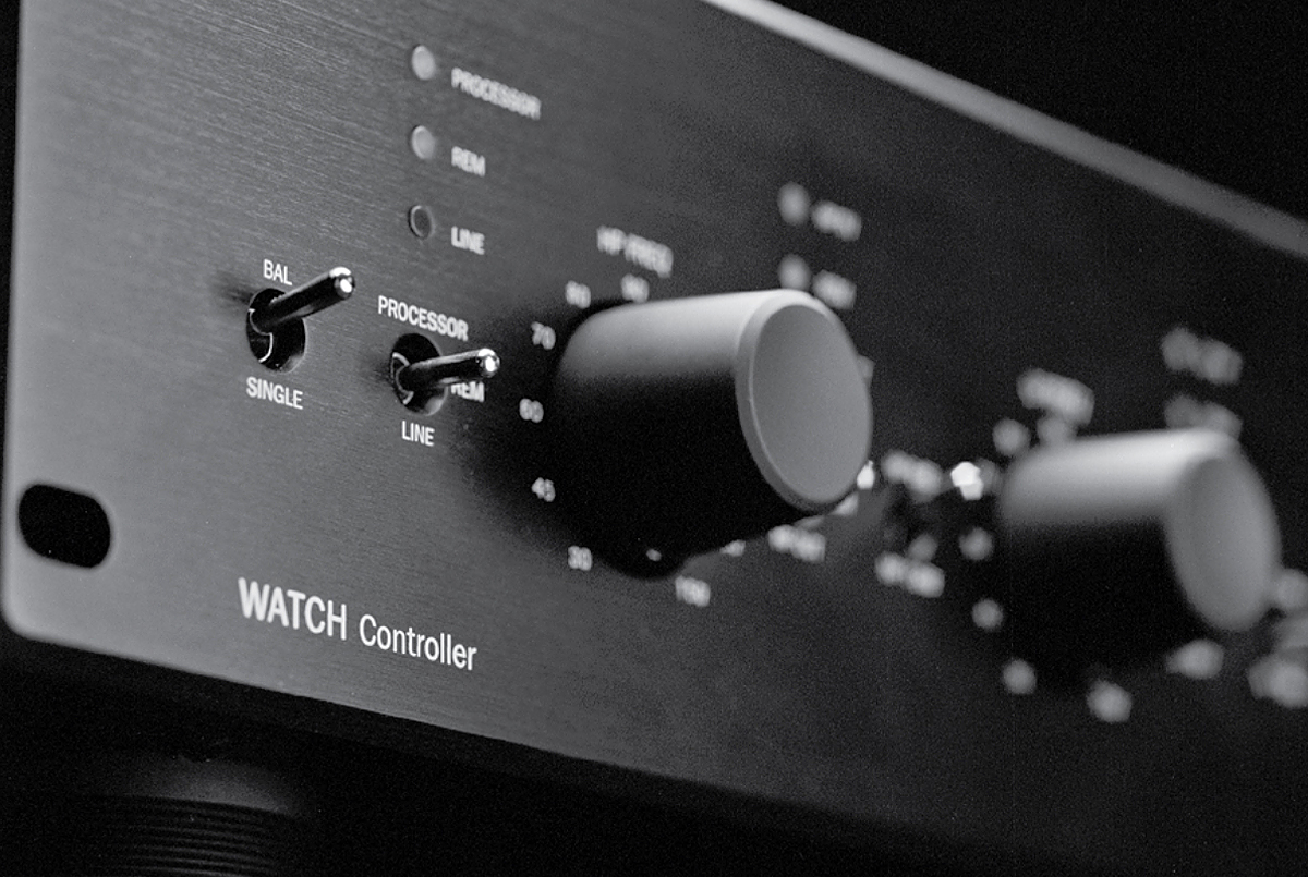 Wilson Audio Watch Controller